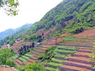 Road From Yitang To Enshi