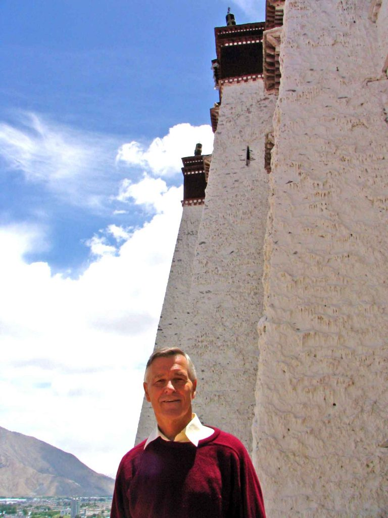 The Potala Palace's Earthquake-Proof Sloping Walls