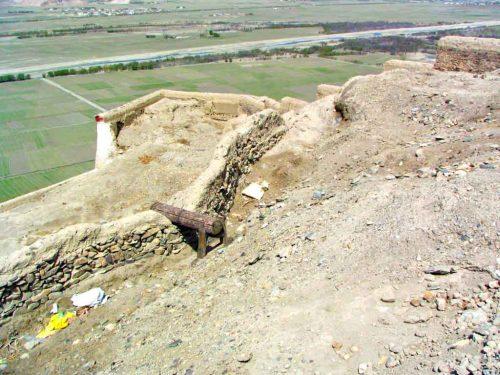Tibetan Cannon At The Gyantse Fort