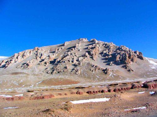 The NaQu To Golmud Road