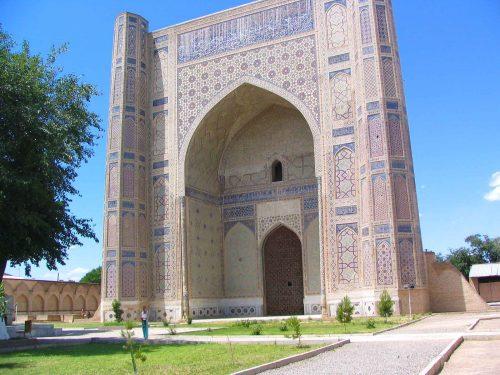 The Bibi Khanym Mosque