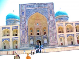 The Madrassa In Bukhara With Its 146 Students