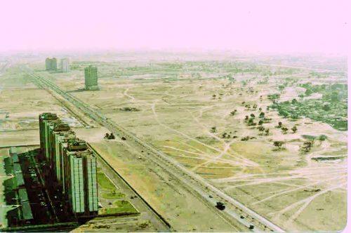 Dubai in 1991