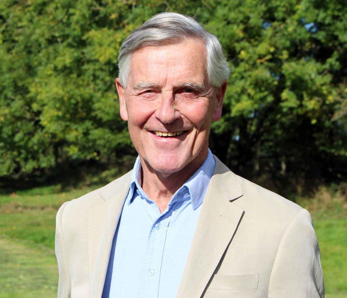 Councillor Nicholas White
