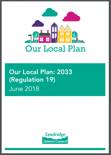 Tandridge Local Plan 2033